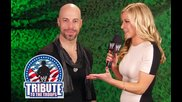 Chris Daughtry Tribute to The Troops Interview