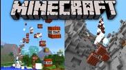 Minecraft 1.5 Snapshot: Super Tnt Cannon & Drill (13w04a)