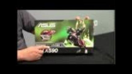 Unboxing Nvidia Gtx 590 (gigabyte)