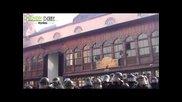 Протестиращите изпочупиха стъклата на джамията на Джумаята 14 02 2014