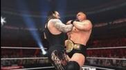 Wwe '12: Attitude Era: Ep. 12 - Smackdown Elimination Chamber (world Title)