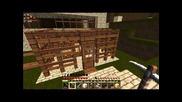 Minecraft demon survival -сезон 2 епизод 5 Оправяне на къщата