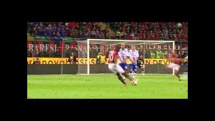 Топ 20 гола на Милан за 2011г.
