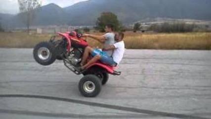 Малко задни гуми :)