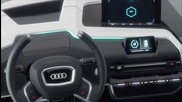 Audi James 2025 virtual cockpit of the future