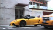 Typical Day of Spotting in Nyc - Performante, Mp4-12c, etc