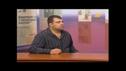 Георги Стоев разказва за слави бинев и бойко борисов