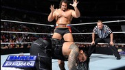 Roman Reigns vs. Rusev: Smackdown, July 11, 2014