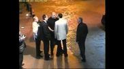 Chechen Mafia Boss Bully Fight in a Night Club