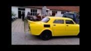Skoda 1000mb Bulgaria ( with Honda engine )