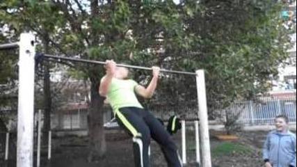 Street Fitness - Ямбол [ Събиране 03.11.12 ]