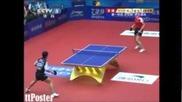 Dimitrij Ovtcharov vs Chuang Chih-yuan