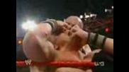 Fatal 4 way : Batista vs Jbl vs Kane vs John Cena