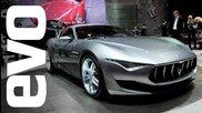 Автосалон Женева 2014: Maserati представя Alfieri | evo Motor Shows