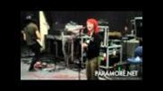 Paramore: Nashville Rehearsal