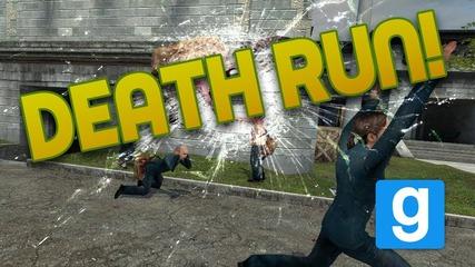 Garry's mod | Deathrun | Трупове навсякаде :д
