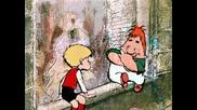 Малыш и Карлсон (1968). Все серии, союзмультфильм.