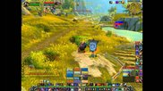 Akillon много здрав Warrior 85 level