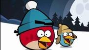 Angry birds - зимен сезон