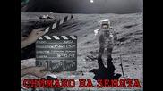 #153. Кацането на Луната - Снимано на Земята!!