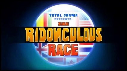 Total Drama Presents The Ridonculous Race   Episode 1   Full Hd