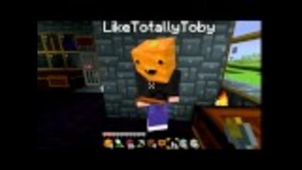 Minecraft-liketotallytoby andd emkata981 v reklamka na minecraft-bg.net