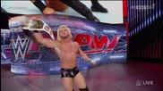 Wwe Raw / Първична Сила 22.09.2014 High Definition Част 1/3