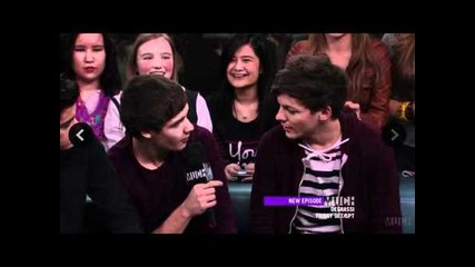 One Direction on Muchmusic (hd)