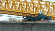 00-tonne Gantry Crane Collapses February 2012