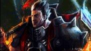 Darius and Garen- League of legends(speedapaint)