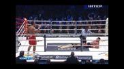 Klitschko vs Pulev 5 Round knockout