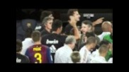 [hd] Mourinho Pinches Villanova - Super Copa Final 2011