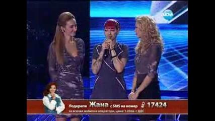 X Factor Bg - Celine Dion - My Heart Will Go On - Jana Bergendorf live concerts