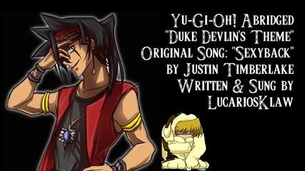 Duke Devlin's Sexyback Parody Theme