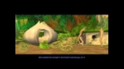 Shrek 2- Walkthrough part 1 Hd