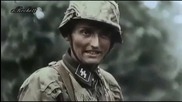 Waffen Ss in Combat - Colour Footage Hd (re upload)