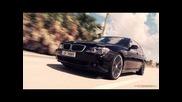 """Bmw 7 Series on 22"""" Vossen Vvs-cv1 Concave Wheels / Rims"""