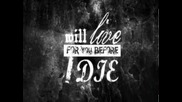 Papa Roach - Before I Die (official Lyric Video) (@paparoach)
