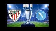Fifa 14 - Mm - Athletic Bilbao Vs Napoli / Cl 4finals