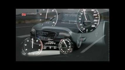 Ускорение на Audi S8