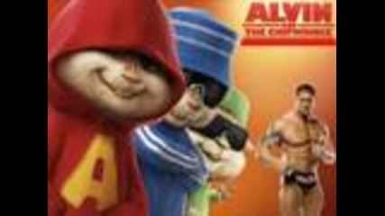 The Chipmunks Wwe Themes: Batista