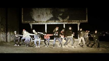 El The Center x Monster Crew x Rack City choreography