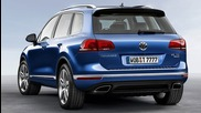 2015 Volkswagen Touareg Pefrormance with a turbodiesel (v6 and V8 Tdi)
