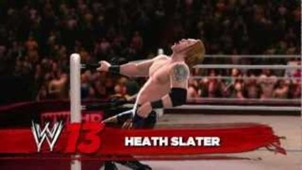The complete Wwe '13 roster revealed! (official)