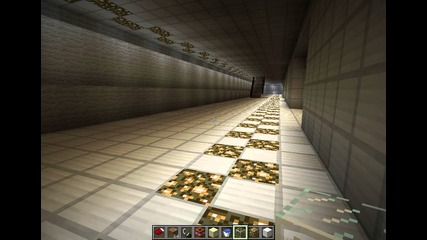 minecraft стадион част 1