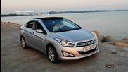 2012 Hyundai i40 Saloon (i40 Sedan) Test Drive