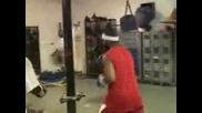 Roy Jones Jr. Training