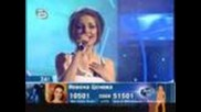 Music Idol Bulgaria - Nevena - Plachesto surce