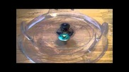 Beyblade Metal Fusion / Fight : Rock Leone 145wb Vs Gravity Perseus Ad145wd [hd]