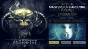 Angerfist - Masters Of Hardcore